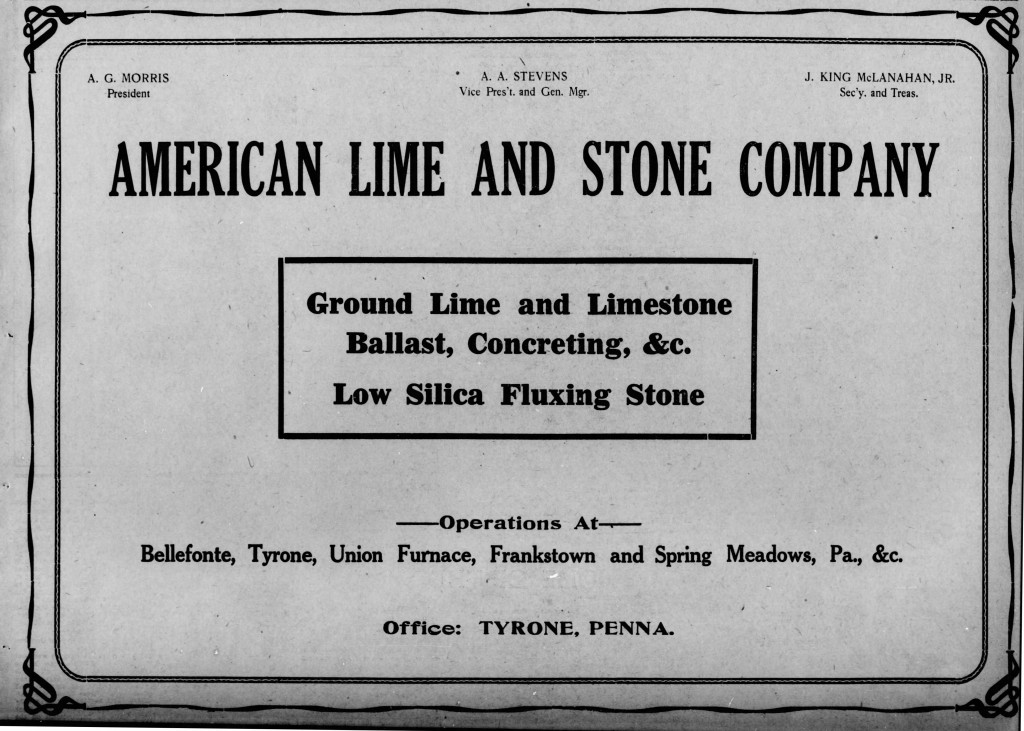 Am Limestone Altoona_Tribune_Sat__Jan_15__1916_