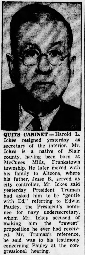Ickes 3Altoona_Tribune_Thu__Feb_14__1946_